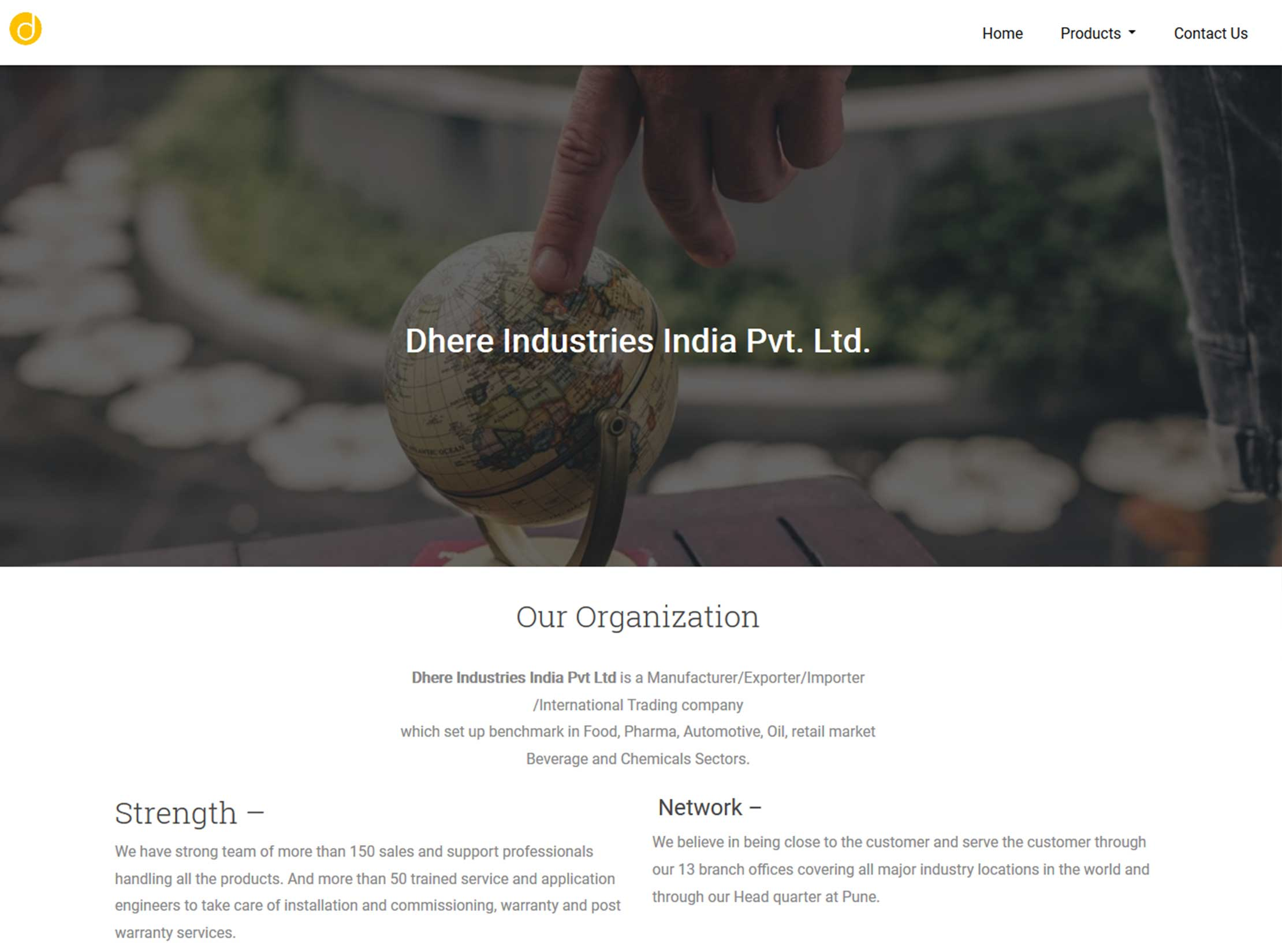 Best Web Design Portfolio By Console Infotech